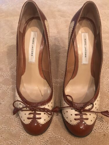 Authentic Marc Jacobs Oxford Heels