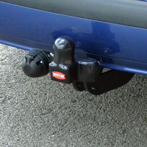 Hatch 2009-2014 Detachable Tow Bar Witter Towbar for Mazda 3 Hatchback
