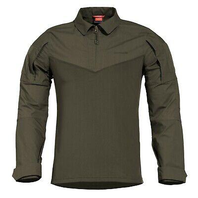 Pentagon Camisa Hombre Manga Corta Militar Táctica Plató
