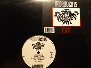 GODFATHER-DON-HYDRABEATS-PART-4-VINYL-LP-1997-RARE-HYDRA-BEATS