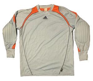Adidas Climate Soccer Goalie Goalkeeper Long sleeve Shirt Jersey ...