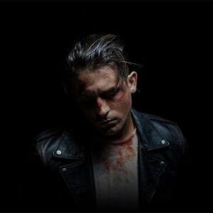 2141cd9e32f G-Eazy The Beautiful   Damned Poster Album Art 24