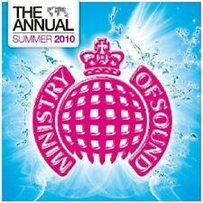THE ANNUAL SUMMER 2010 3 CD MIT EDWARD MAYA UVM. NEU
