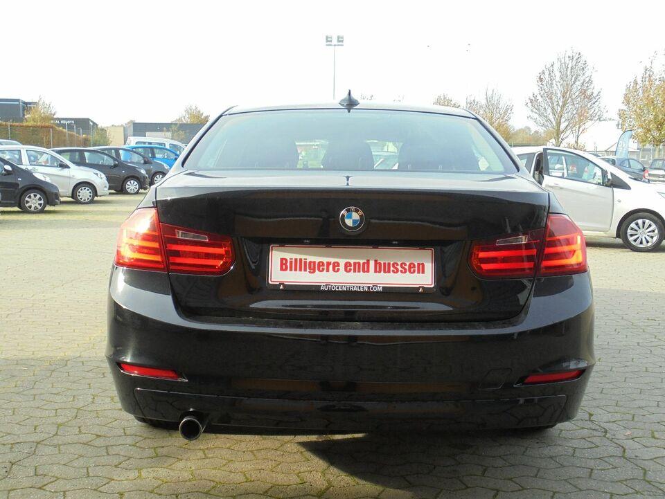 BMW 320d 2,0 Diesel modelår 2013 km 242000 ABS airbag