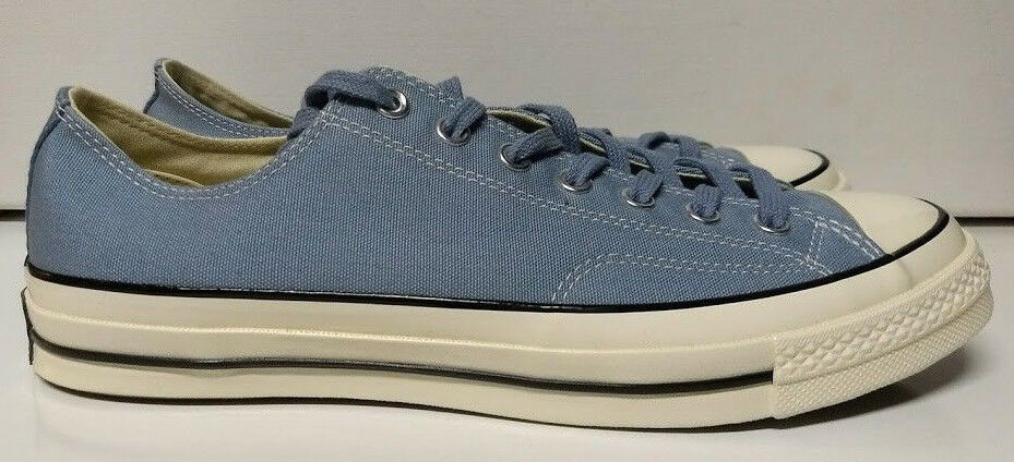 Converse Chuck Taylor CTAS 70 Ox Size 11 Mens 13 Womens bluee Slate Sneaker shoes