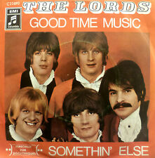 """7"""" 1968 BEAT IN VG++ ! THE LORDS : Good Time Music"""