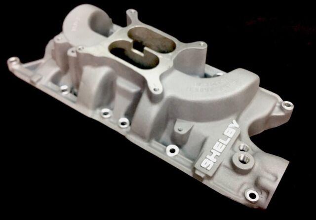 Shelby HIPO Gt350 289 302 Intake Manifold