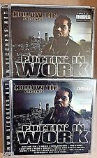 Hollow Tip Presents: Puttin' In Work  2 CD'S.