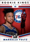 2017-18 Donruss Basketball Rookie Kings Singles (Pick Your Cards)