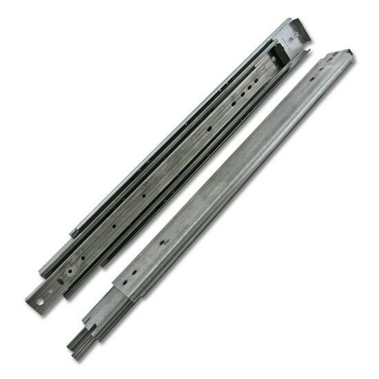 Hettich High-Quality Full Extension, Side-Mount, 500 Lb. Capacity Drawer Slides