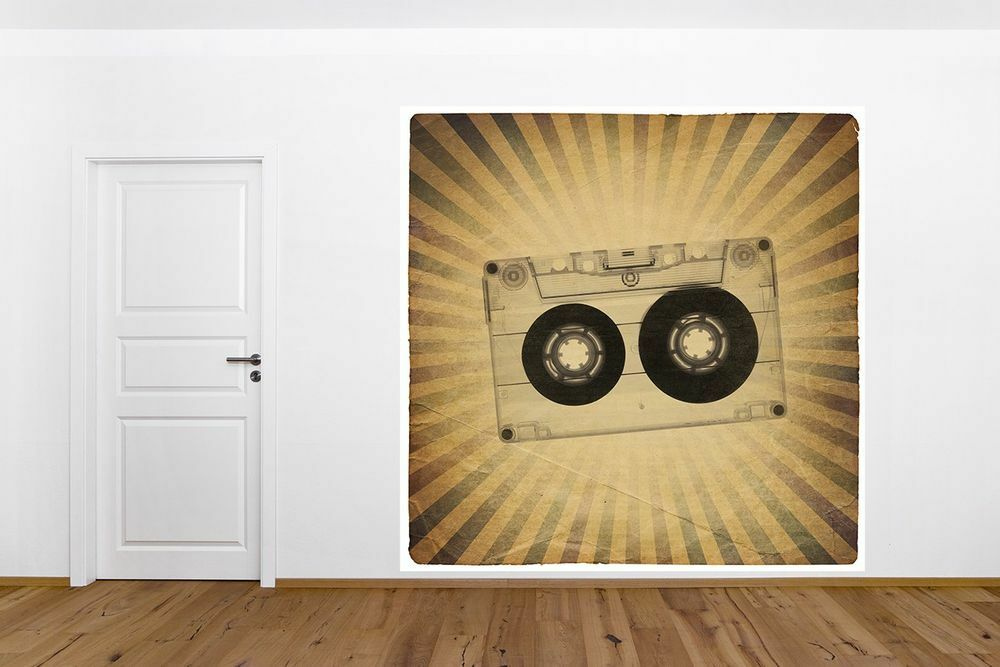Fototapete Music - Old Paper Grunge II