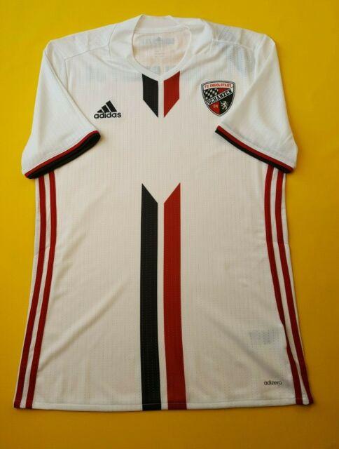 7c5530a2384cc 5 5 FC Ingolstadt adizero jersey medium 2016 2018 shirt match issue Adidas  ig93