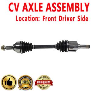 1x Front Driver Side CV Axle For FORD FLEX TAURUS TAURUS X AWD FWD L4 2.0L 3.5L