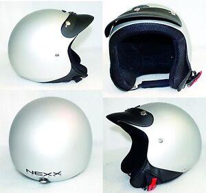 71-casco-NEXX-X60-jet-BASIC-GRAY-SOFT-taglia-S-55-56