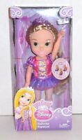 Rapunzel Ballerina Doll My First Disney Princess Toddler Tangled Purple