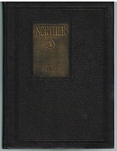 The-Norther-1927-Year-Book-De-Kalb-IL-Teachers-College-NIU-Rare-Book