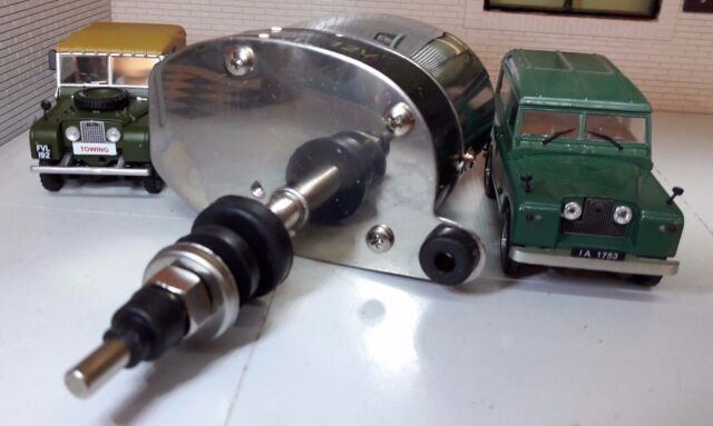 Series 1 2 2a Land Rover Lucas FW2 Wiper Motor Insulator Block Rubber Complete