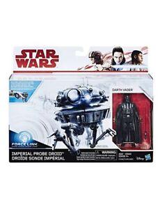NEW Star Wars Force-Link Vehicle Class Assortment A