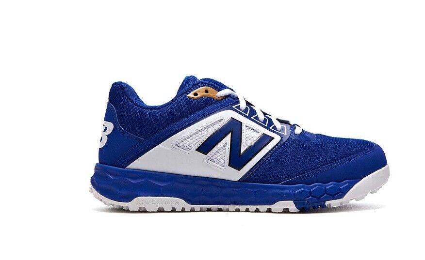 New Balance men's shoes baseball 3000 turf new style T3000TB4 bluee