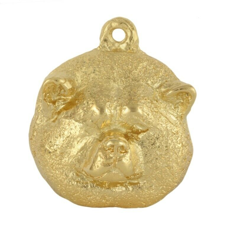 Akita Inu - oro covered keyring with with with dog, box, high quality, Art Dog e41a4b