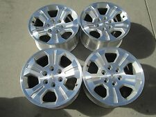 "18"" CHEVY 1500 SILVERADO TAHOE AVALANCHE FACTORY OEM WHEELS RIMS  A"