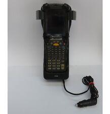 Motorola/Symbol MC9094 KFZ-Set Adapter + Docking 2D QR Barcode-Scanner Win mob.