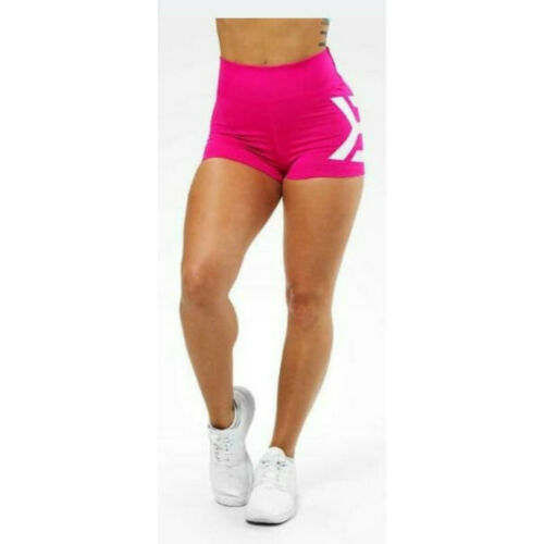 Better Bodies GRACIE HOTPANTS HOT PINK SMALL
