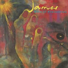 "JAMES "" BORN OF FRUSTRATION / BE MY PRAYER"" 7"" UK PRESS"