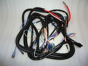new ford 3600 wiring loom /assembly (code1143) | ebay  ebay