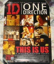 One Direction This Is Us 2013 Taiwan Promo Poster (Best Song Ever)