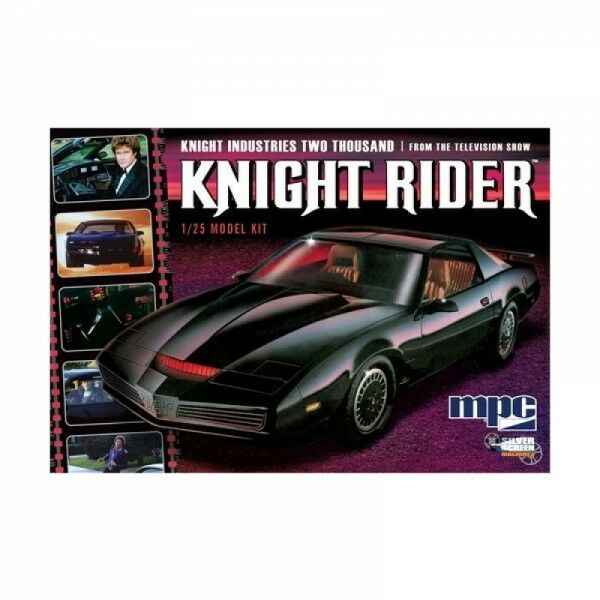 MPC  806  Knight Rider KITT 1982 Pontiac Firebird model kit 1//25