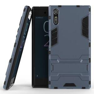 hot sale online 6e065 52b25 For Sony Xperia X XA1 Z5 Premium Hybrid Armor Rugged Shockproof ...