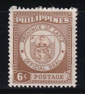 Philippines-Year-1959-Scott-654-MH