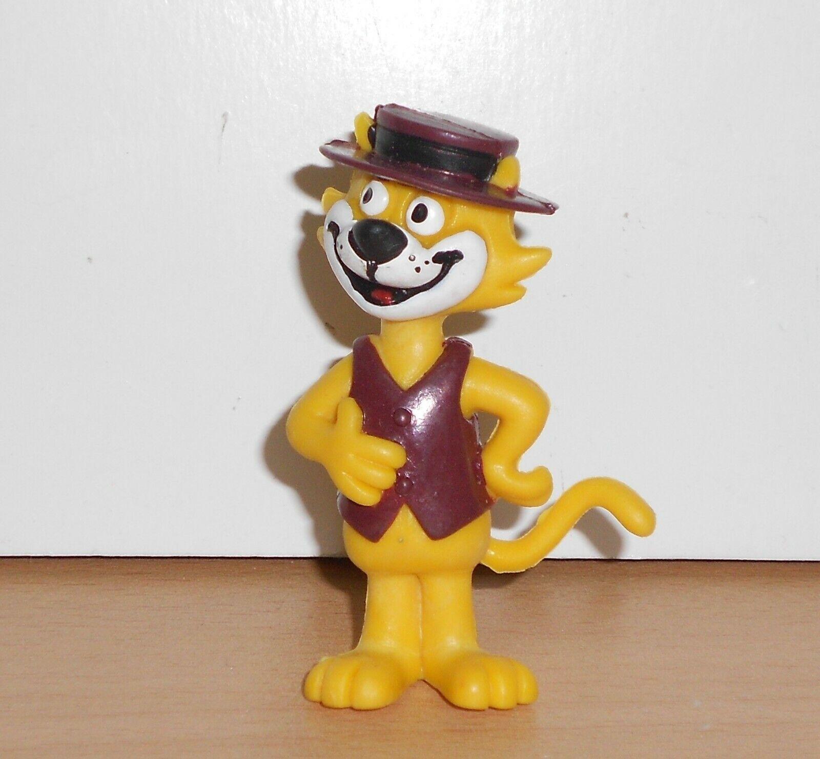 1980's Comics Spain Hanna Barbera Top Cat Figure Figurine PVC