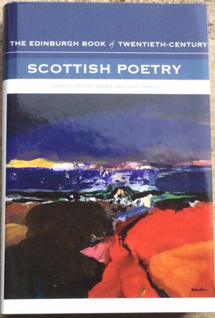 The Edinburgh Book of Twentieth-century Scottish Poetry - 9780748620159