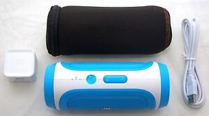 JBL Charge BLUE Wireless Bluetooth Portable Speaker System galaxy s6/s7 Note 4/3