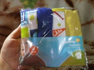 CLOSEOUT-SALE-Imported-From-USA-Safety-1st-Washcloth-4-Pcs-A-1