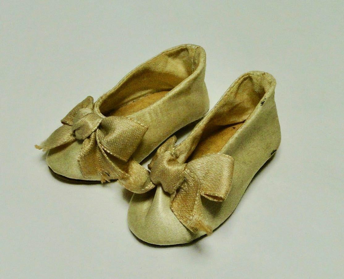 Antique doll scarpe French Jumeau  Gaultier   Bru   Steiner etc   10