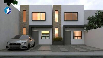 Casa nueva de 3 recámaras en Ampliación Guaycura, Tijuana