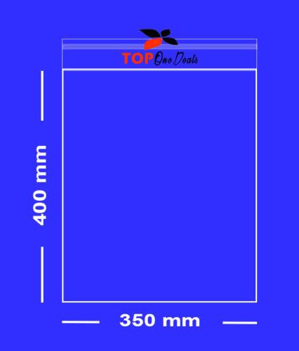 CLEAR CELLO CARD BAGS CELLOPHANE SELF SEAL LARGE SMALL CARD A3 C4 A4 C5 A5 C6 A6