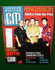 2000 CANADIAN MUSICIAN Magazine Barenaked Ladies Songwriting Secrets, Mark Kelso