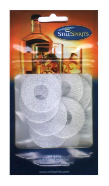 Still Spirits EZ Filter Foam Washers 40mm - 10 Pack EZ Home Brew