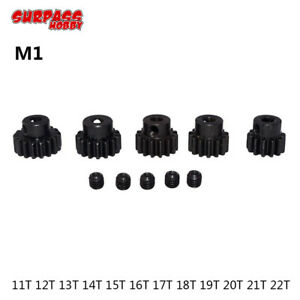 M1-5mm-11-12-13-14-15-16-18-19-20-22T-Pinion-Motor-Gear-Combo-Set-For-1-8-RC-Car