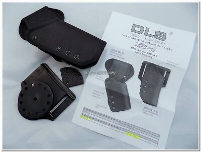 Lock Sport System Holster for IPSC Sport Shooting CZ 75 SP-01 CZ Shadow 2