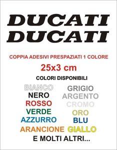 Compra Ducati set adesivi 12 pezzi | Louis moto