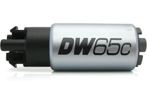 RSX 01-05 Civic DeatschWerks 265 LPH Compact In-Tank Fuel Pump /& Kit EVO X