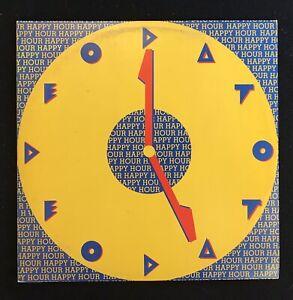 Deodato Happy Hour Vinyl LP Brazil Brasil 1st Pressing Bossa Nova MPB Latin Rare