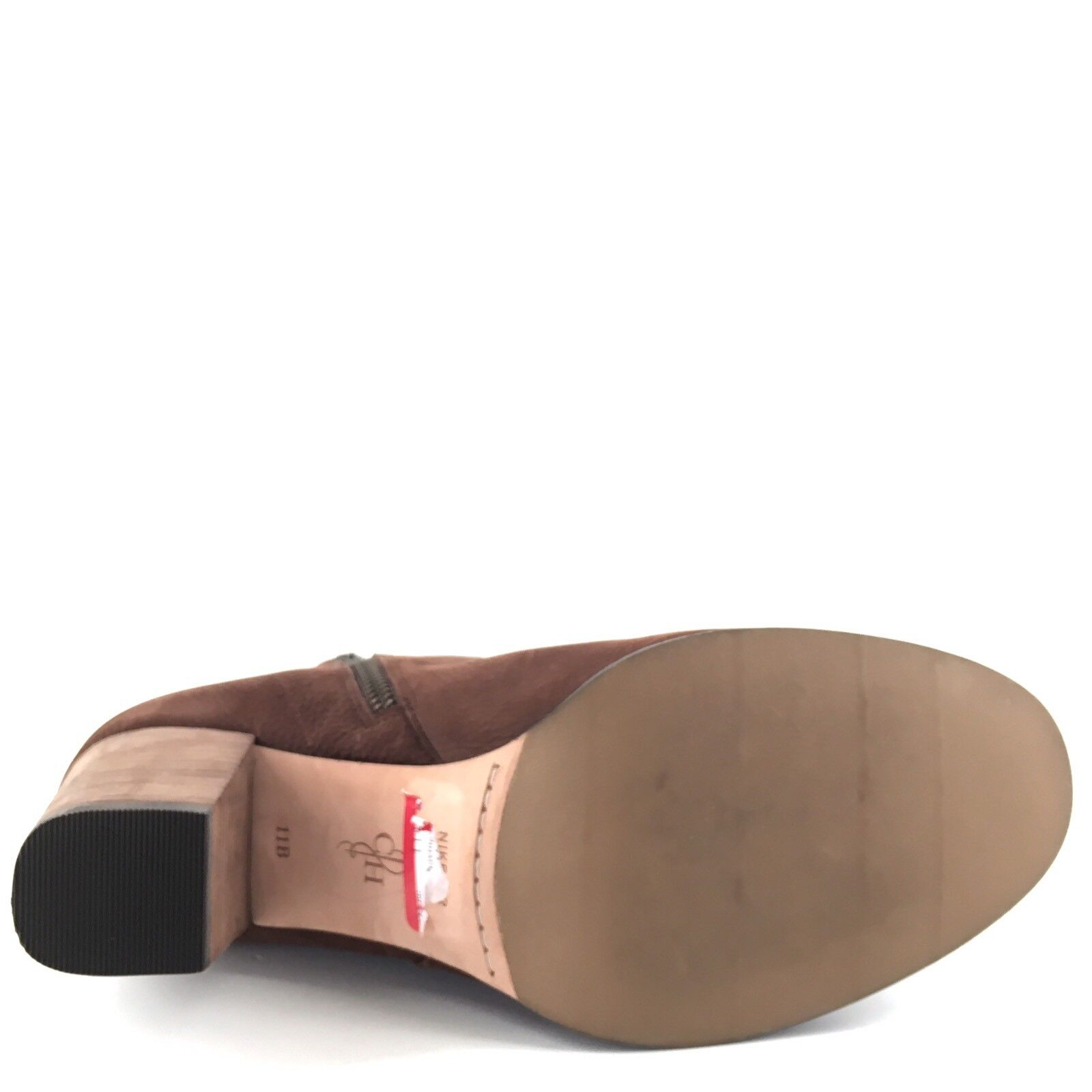 New Cole Leder Haan Cassidy ROTwood Braun Leder Cole Ankle Stiefel Damenschuhe Größe 11 M 278 1cb2b0