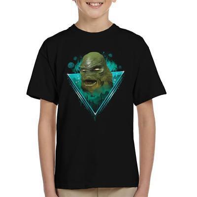 Retro 80s Spooky Frankensteins Bride Kid/'s T-Shirt