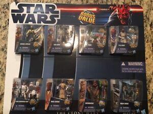 Star-Wars-The-Clone-Wars-Bonus-Value-8-Pack-3-75-034-Action-Figures-NIB-Hasbro
